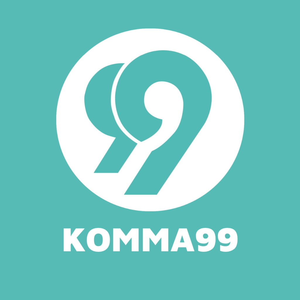 Logo der Online Marketing Agentur KOMMA99