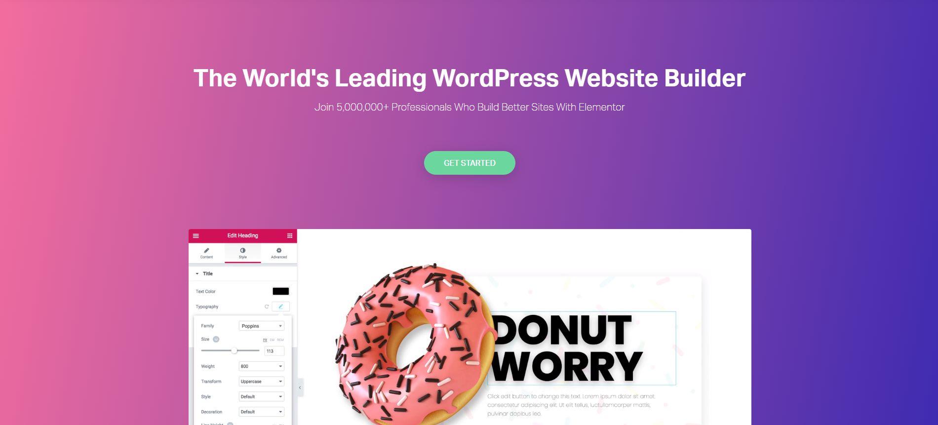 Wordpress Plugin Komma99 Elementor
