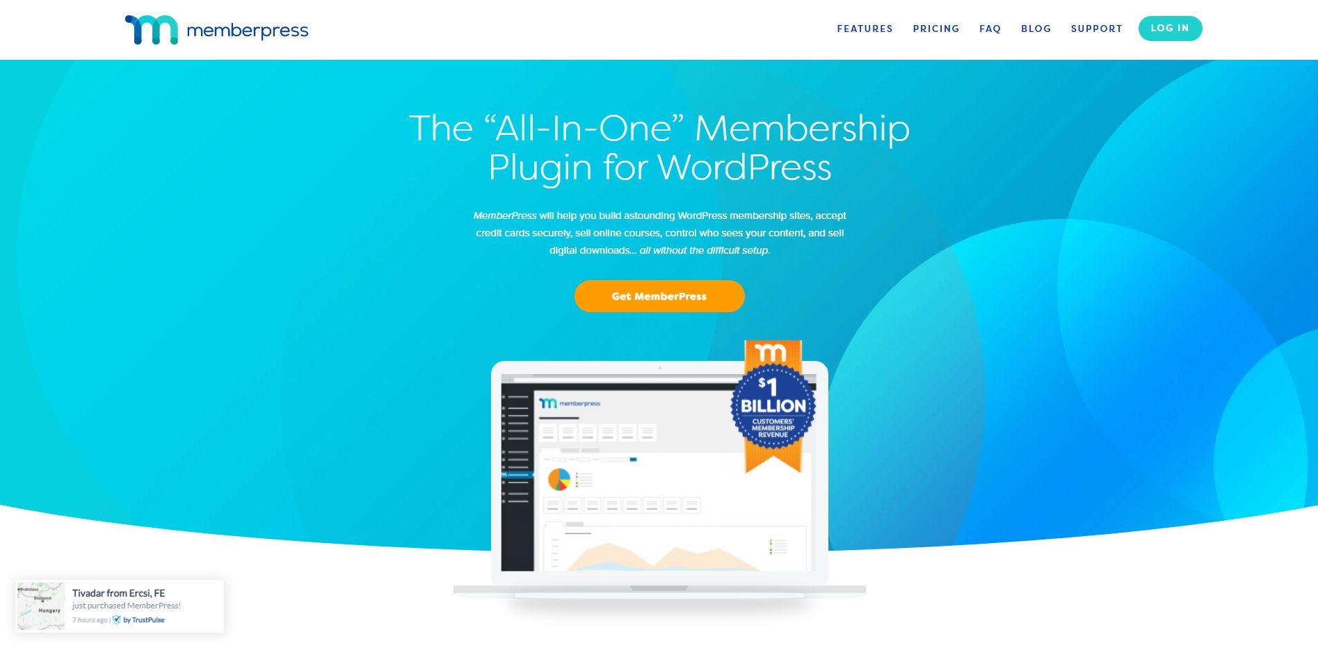 Wordpress Plugin Komma99 Memberpress